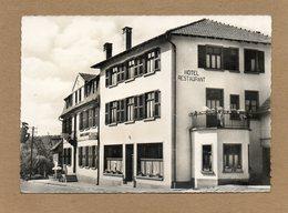 CPSM Dentelée - BAERENTHAL (57) - Aspect De L'Hôtel-Restaurant Des Deux Clefs Dans Les Années 50 - Frankreich