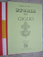 WL 1990 SCOUTS SCAUTISMO SCOUTING JAMBOREE STORIA DEL GIGLIO CNGEI QUADERNO STUDI 38 PAG. - Scoutisme