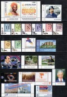 Armenien/Armenie/Armenia 2017, Complete Year Set 35 Stamps, 10 SS, 1 MS, All The Same Corner - MNH ** - Arménie