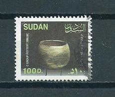 1998 Sudan Archeology 100d. Used/gebruikt/oblitere - Sudan (1954-...)