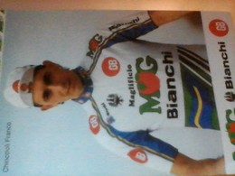 CYCLISME    - WIELRENNEN: CP FRANCO CHIOCIOLLI - Radsport