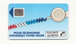 TELECARTE CORDONS 50 UNITES - France