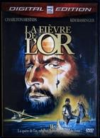 La Fièvre De L'or - Charlton Heston - Kim Bassinger  . - Action, Aventure
