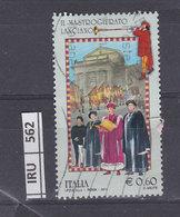 ITALIA REPUBBLICA   Folclore Lanciano Usato - 6. 1946-.. Repubblica
