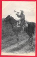 WW1 - MILITARIA - L'ARMEE FRANCAISE CAVALERIE LEGERE - UN TROMPETTE DE HUSSARDS - War 1914-18