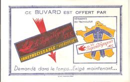 Buvard Le Pigeon Voyageur Vêtements Du Travailleur - Textile & Vestimentaire
