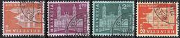 Schweiz Suisse 1963: Rollenmarke MIT NUMMER Coil # Zu 391-394RM.01 Mit ähnlichen Eck-o Von SCHAFFHAUSEN  (Zu CHF 44.50) - Rouleaux