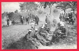 WW1 - MILITARIA - L'ARMEE FRANCAISE - INFANTERIE - Guerra 1914-18