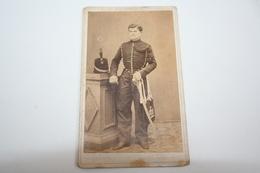Photo Militaire . Epoque 1900 ? - Guerre, Militaire