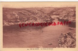 56 - ILE DE GROIX - LE VALLON DE KERLARD - Frankrijk