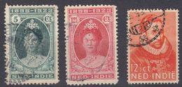 INDIE OLANDESI - NEDERL INDIE - Tre Valori Obliterati: Yvert 143, 144 E 170. - Indes Néerlandaises