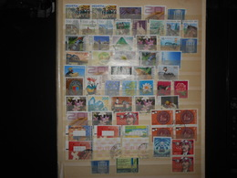 Collection , Suisse 60 Obliteres - Collections (sans Albums)
