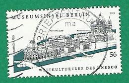 * 2002  MUSEUMSINSEL  BERLIN  11.8.02  OBLITÉRÉ  TB - [5] Berlin
