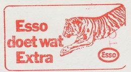 Meter Cut Netherlands 1978 Tiger - Esso - Postzegels