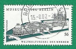 2002  MUSEUMSINSEL  BERLIN  15.8.02  OBLITÉRÉ  TB - [5] Berlin