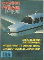 Revue Aviation Et Pilote N°181 Février 1989 Le Mooney à Moteur Porsche - Le Velivole Français - Para-montgolfière Angers - Aviation
