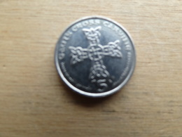 Ile De Man 5  Pence  2002 Ae  Km 1038 - Monnaies Régionales
