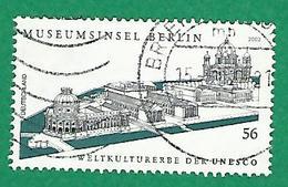 * 2002  MUSEUM SINSEL  BERLIN  OBLITÉRÉ TB ZUM BZ - [5] Berlin