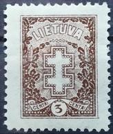 1926 LITHUANIA MH Vytis Warriors Cross - Lithuania