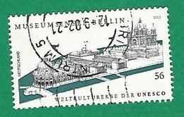 * 2002  MUSEUM SINSEL  BERLIN  12.9.02 OBLITÉRÉ TB ZUM BZ 5 - [5] Berlin