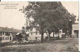 CPA - 39 - Prez Sous Lafauche - Ferme Dome (un Angle De La Cour) - Autres Communes
