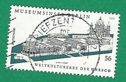 2002  MUSEUMSINSEL  BERLIN   OBLITÉRÉ TB ZUM BZ - [5] Berlin