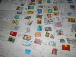 Collection , 50 Cartes Postales D Europe - Collections (sans Albums)