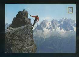 Ed. Fisa. Serie 3125 Nº 2. Nueva. - Alpinismo