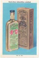 Cpa Pub  Laboratoires Famel, Sirop – Carte-Bon échantillon Médical    (PUB) - Advertising