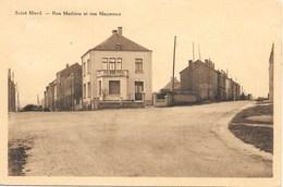 Saint Mard NA11: Rue Mathieu Et Rue Mageroux - Virton