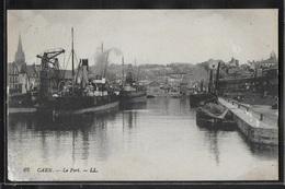 CPA 14 - Caen Le Port - Caen