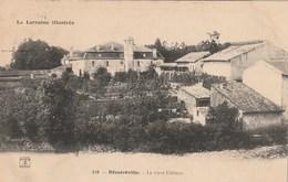 REMEREVILLE -54-Environs De Lunéville - Le Vieux Château. - Other Municipalities