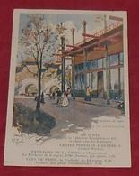 Exposition De 1900 - Pavillon De La Chine D'après Vignal :::: Paris - Illustrateurs  -------------- 484 - Expositions