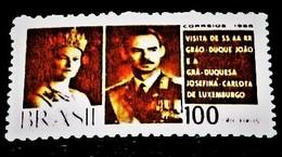 Brasil,1965, Luxenburg  Royal Pair-visit  ,MNH. Michel # 1089 - Brasile