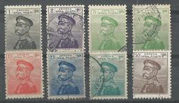 Pierre L Yt 93-101 - Serbia