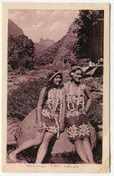 RC 11287 OCÉANIE TAHITI NATIVES DU PAYS - NATIVE GIRLS - Tahiti
