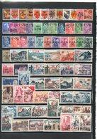 COLLECTION PRESQUE COMPLETE DE LA RENION NEUFS ET GBLITERES  BONNE COTE  DEPART 18 Euros - Réunion (1852-1975)