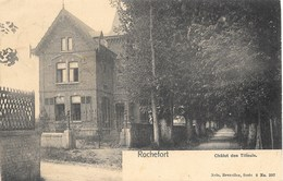 Rochefort NA20: Chalet Des Tilleuls 1903 - Rochefort