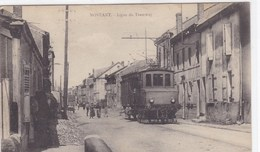 Moselle - Novéant - Ligne Du Tramway - Frankreich