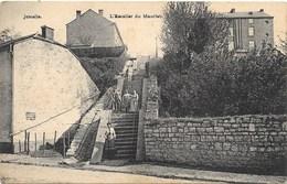 Jemelle NA7: L'Escalier Du Maurlet 1910 - Rochefort