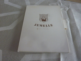 Jemelle : Carnet De 24 Cartes - 12 Couleur Et 12 NB - Lot 98 - Rochefort