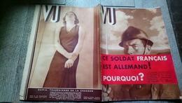 Revue Vu 1933 Ce Soldat Français Est Allemand Pourquoi Les Cobourg Chine Russie Politique Cinéma - 1900 - 1949
