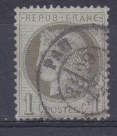 FRANCE/CERE  N° 50   OBLITERE - 1871-1875 Ceres