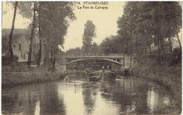 STAMBRUGES - Beloeil - Le Pont Du Calvaire - Péniche - Beloeil