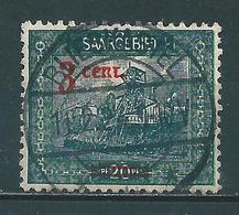 Saar MiNr. 70 Plattenfehler IV  Vollstempel BLIESKASTEL (sab35) - 1920-35 League Of Nations