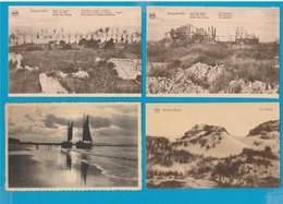 BELGIË Nieuwpoort, Lot Van 51 Postkaarten. - Postcards