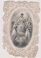Images Religieuse Canivet  Reine Des Anges  Bes Et Dubreuil  Editeur Paris - Devotion Images