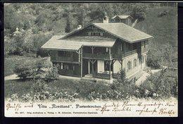 "ALLEMAGNE - CPA 427 ""Villa Nordland"" Partenkirchen"" Ecrite Le 5-9-1902 - Ed. B. Johannes - B/TB - - Garmisch-Partenkirchen"
