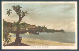 Malaysia PENANG Tanjong Bungah Sea Coast - Malaysia