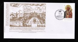 PL 2017 300th Anniversary Of The Coronation Of The Image Of Our Lady Of Czestochowa FDC - FDC